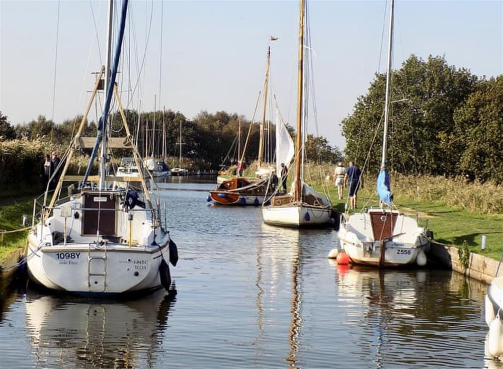 Explore the Norfolk Broads