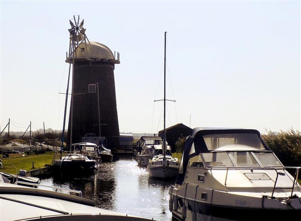 Lose yourself on the Norfolk Broads
