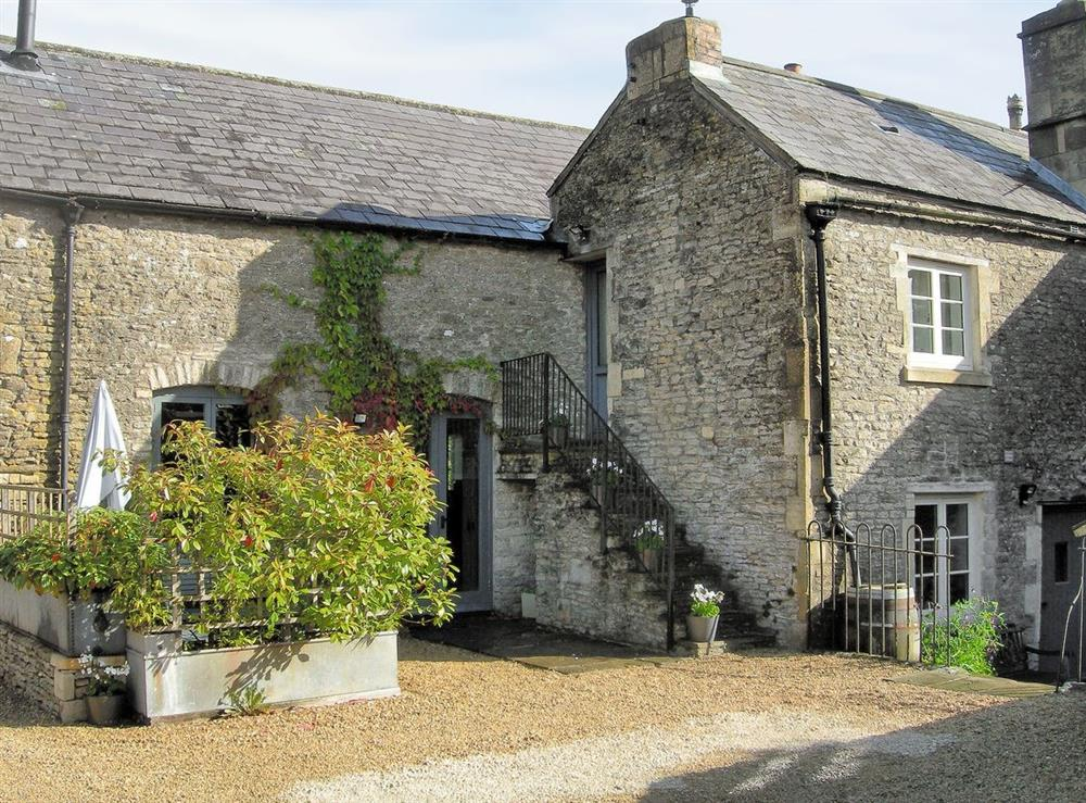 Exterior at Shaplands Barn in Cold Ashton, Bath., Wiltshire