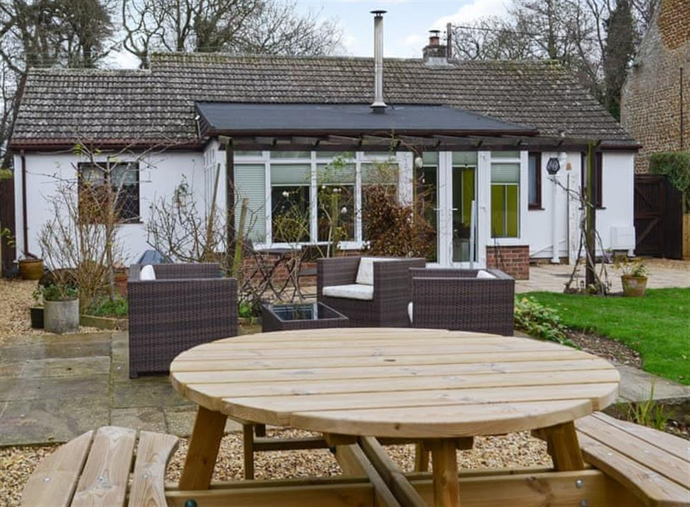 Detached bungalow at Sheepview in Snettisham, Norfolk