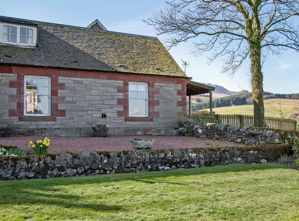 Exterior at Shepherds Cottage in Campsie Fells, near Fintry, Lanarkshire