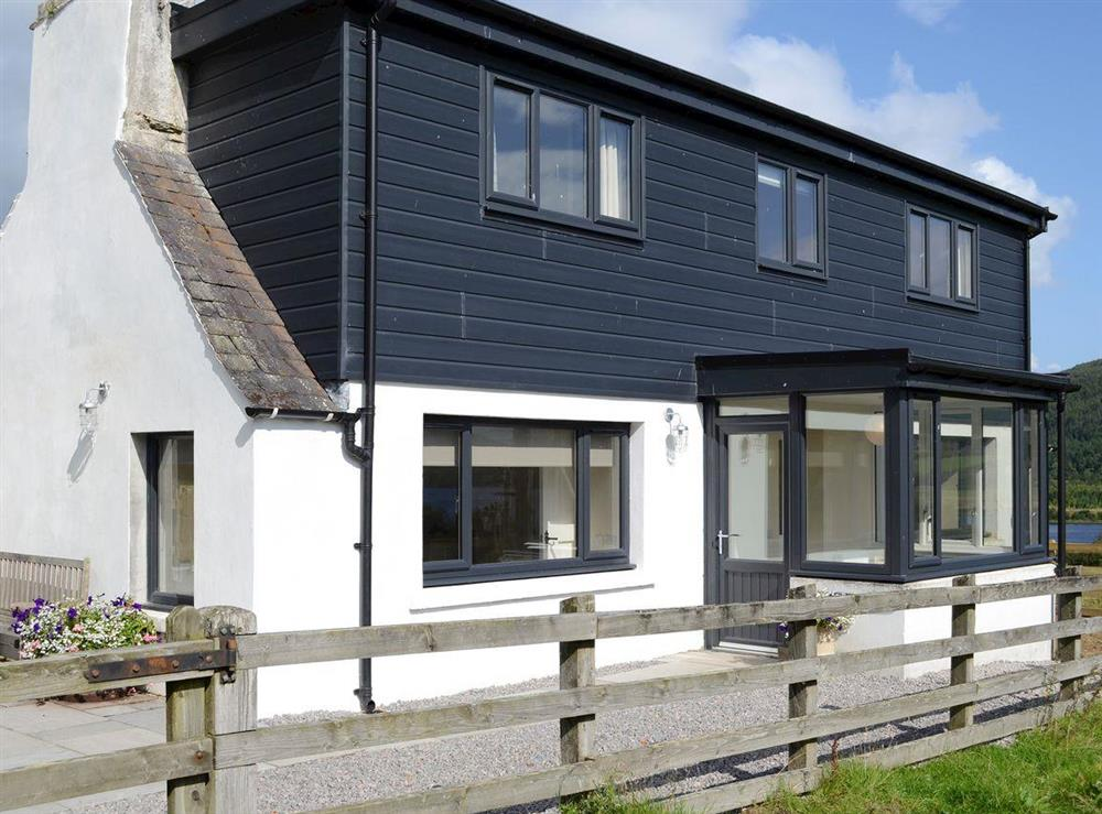 Immaculately presented cottage at Shepherds Cottage in Culrain, Ardgay, near Tain, Highlands, Ross-Shire