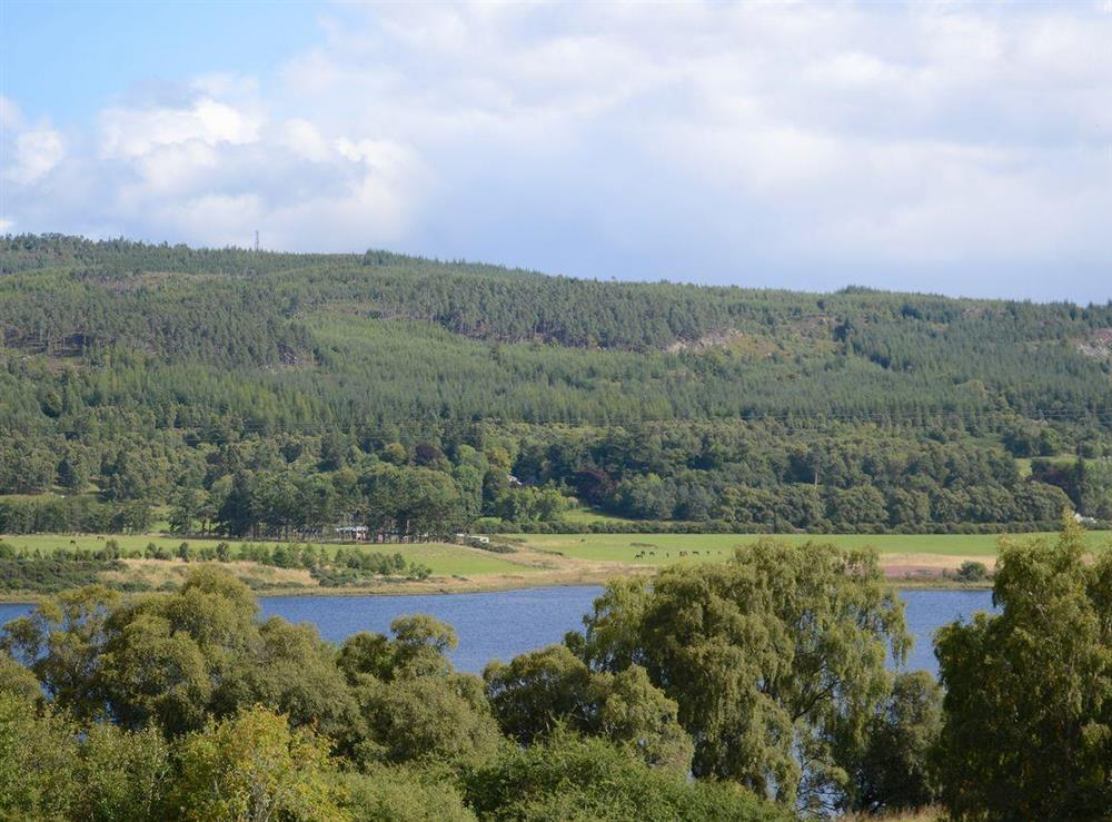 Savour the magnificent scenery at Shepherds Cottage in Culrain, Ardgay, near Tain, Highlands, Ross-Shire