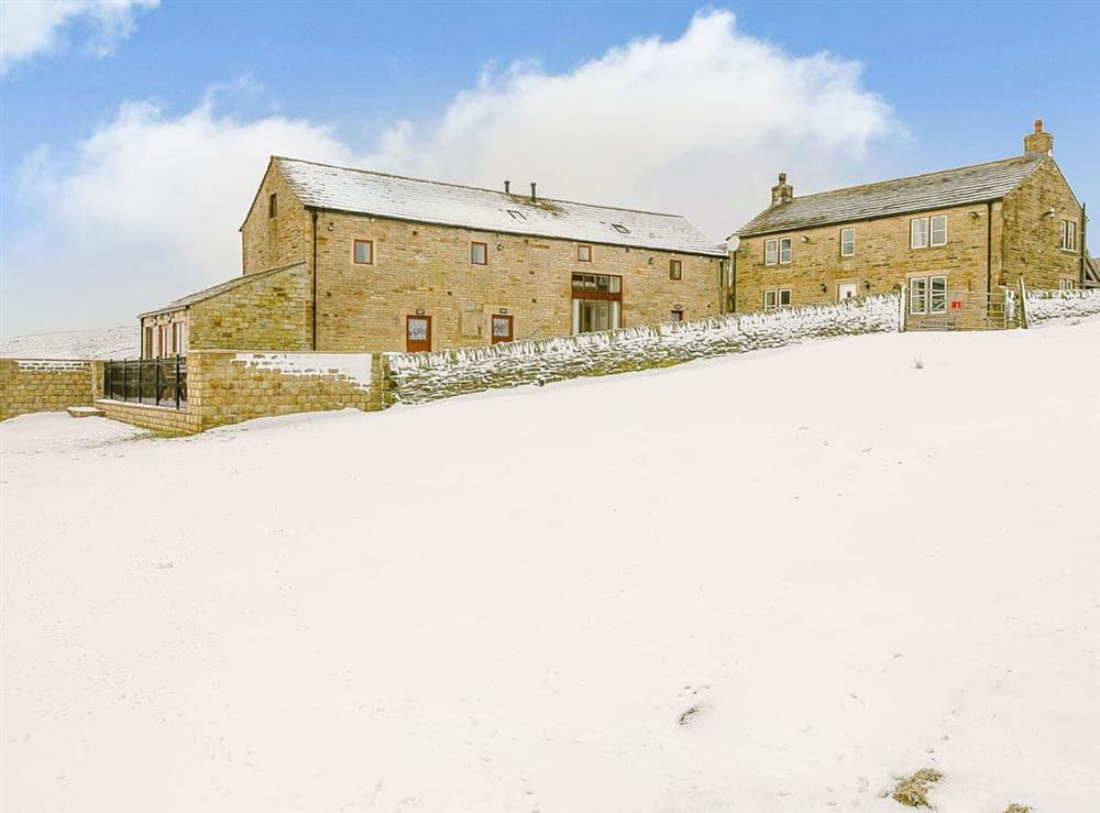 Exterior at Shepherds Nook in Don View, near Dunford Bridge, South Yorkshire