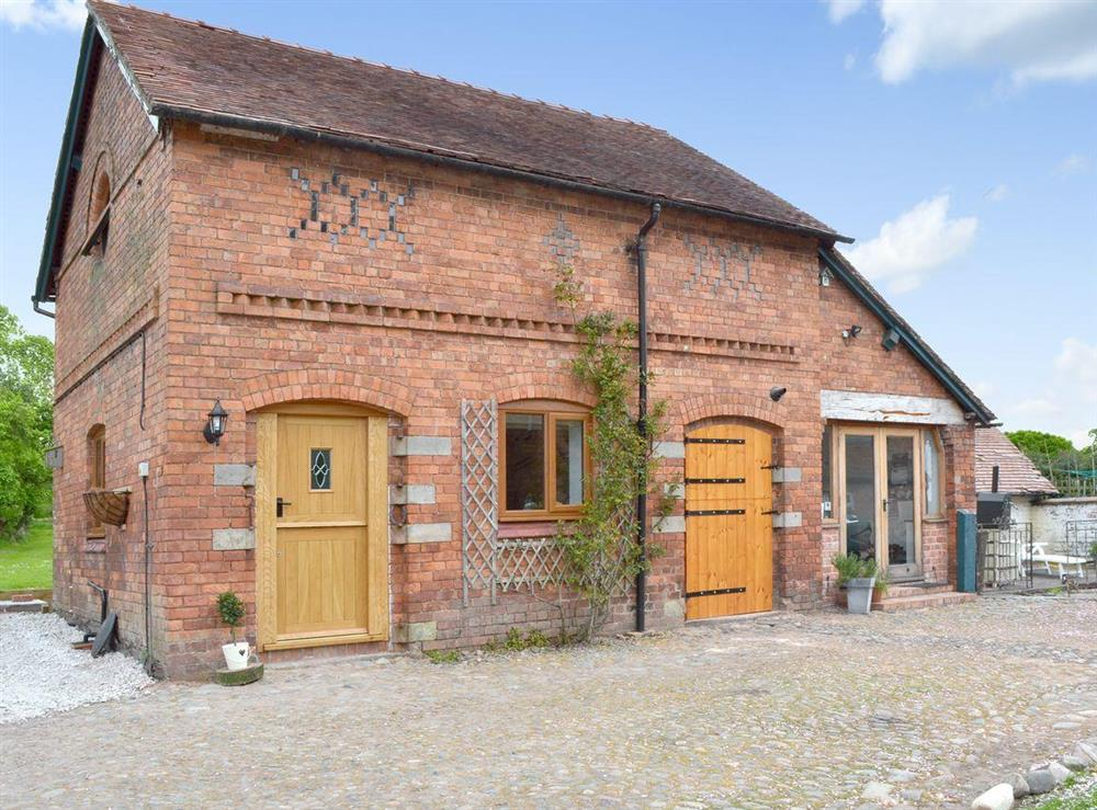 Exterior at Shires Loft in Whitchurch, Shropshire