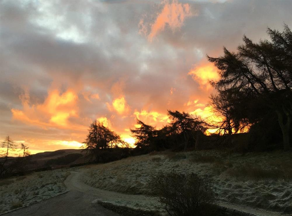 Remarkable sunrises