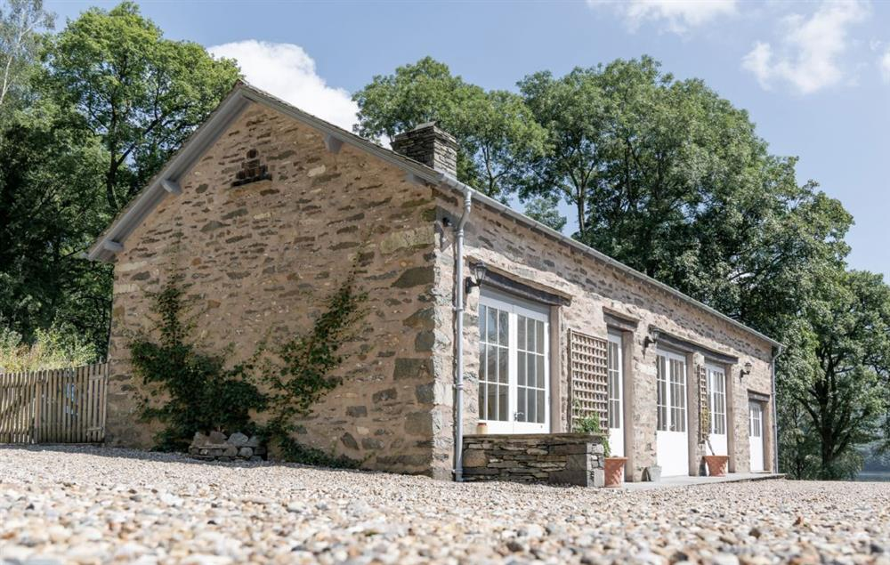 Coachman's Cottage is a beautiful self-contained cottage on the grounds