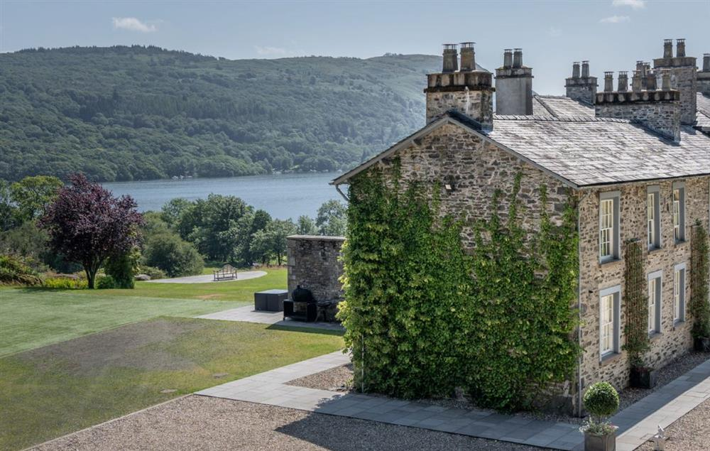 Silverholme is the only eco-friendly manor house in the country