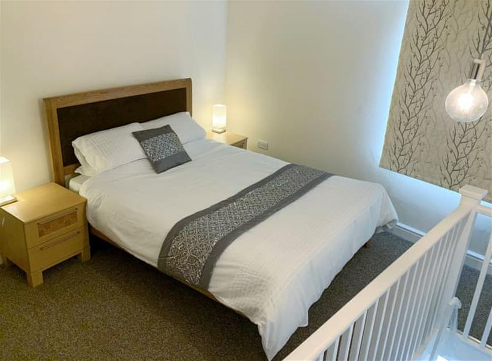 Double bedroom at Skippings in Beccles, Suffolk