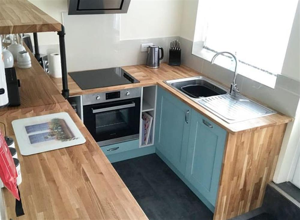 Kitchen at Skippings in Beccles, Suffolk