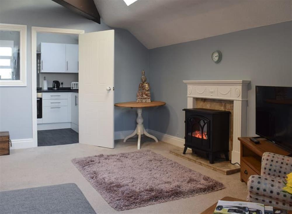 Living room at Skylight in Saltburn-by-the-Sea, Cleveland