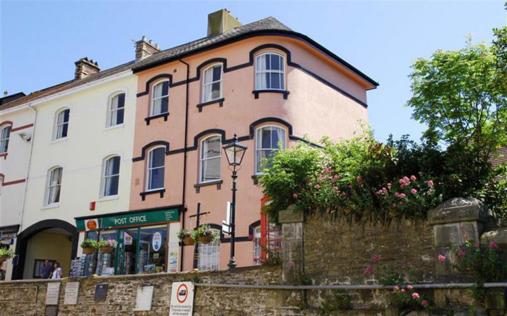 Slipway House at Slipway House, Dartmouth