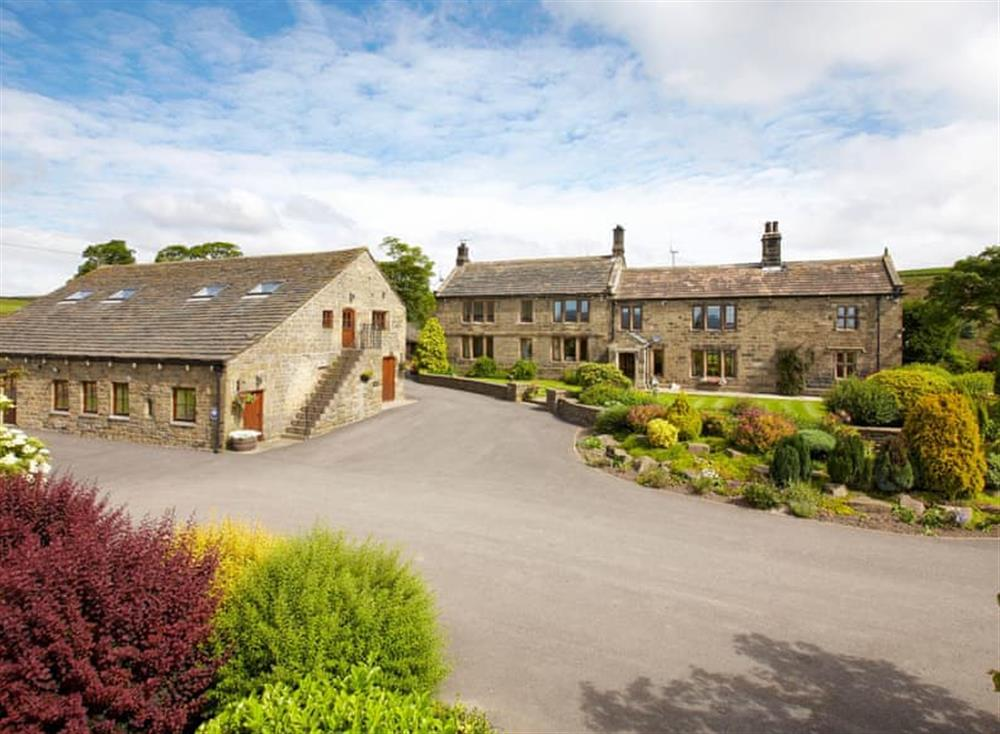 Set in a stunning location at Bramble Cottage,
