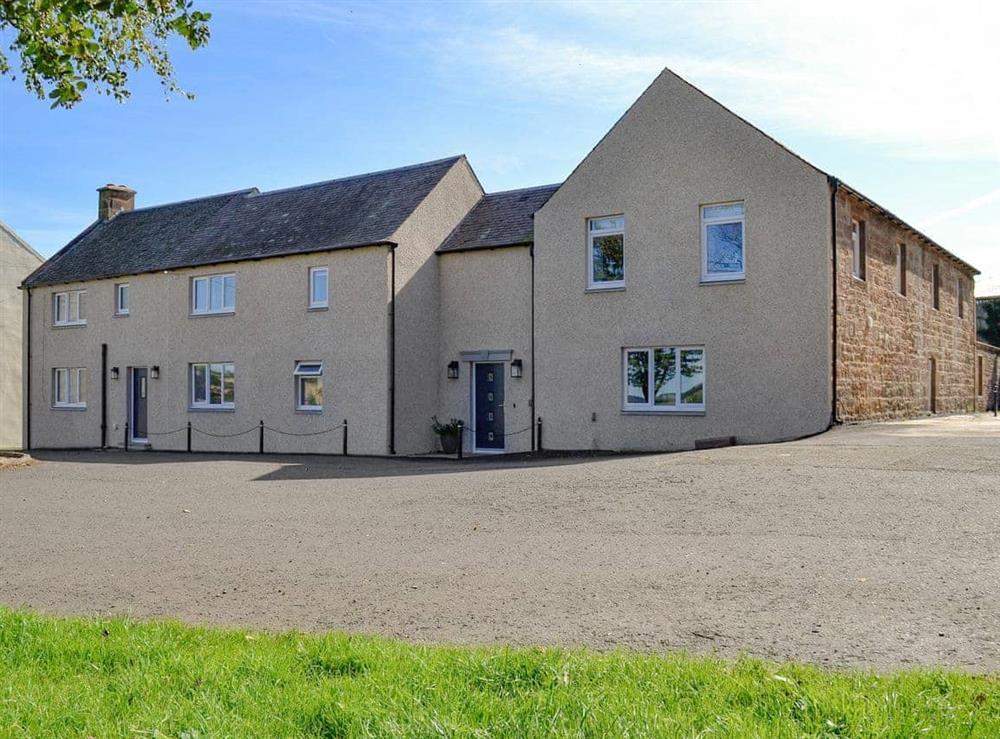 Fantastic holiday home at Smithfield House in Tarbolton, near Ayr, Ayrshire