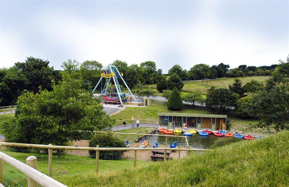 Woodlands Leisure Park is popular with families at Solstice, Blackawton