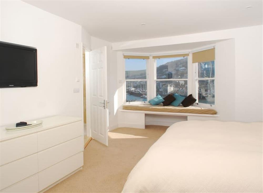 Double bedroom at Solstice in South Devon, Dartmouth & Kingswear