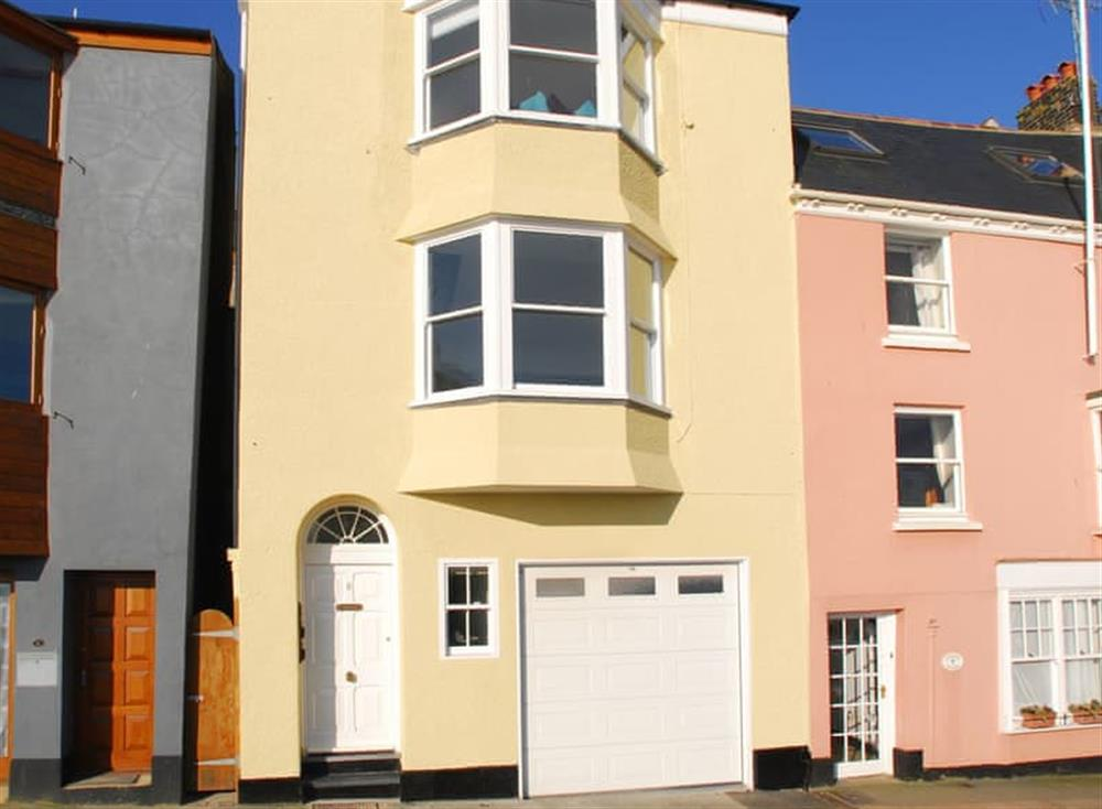 Exterior at Solstice in South Devon, Dartmouth & Kingswear