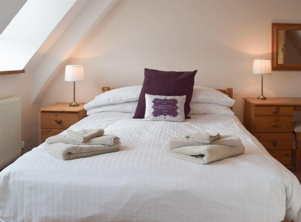 Double bedroom at Sorrel in Great Yarmouth, Norfolk