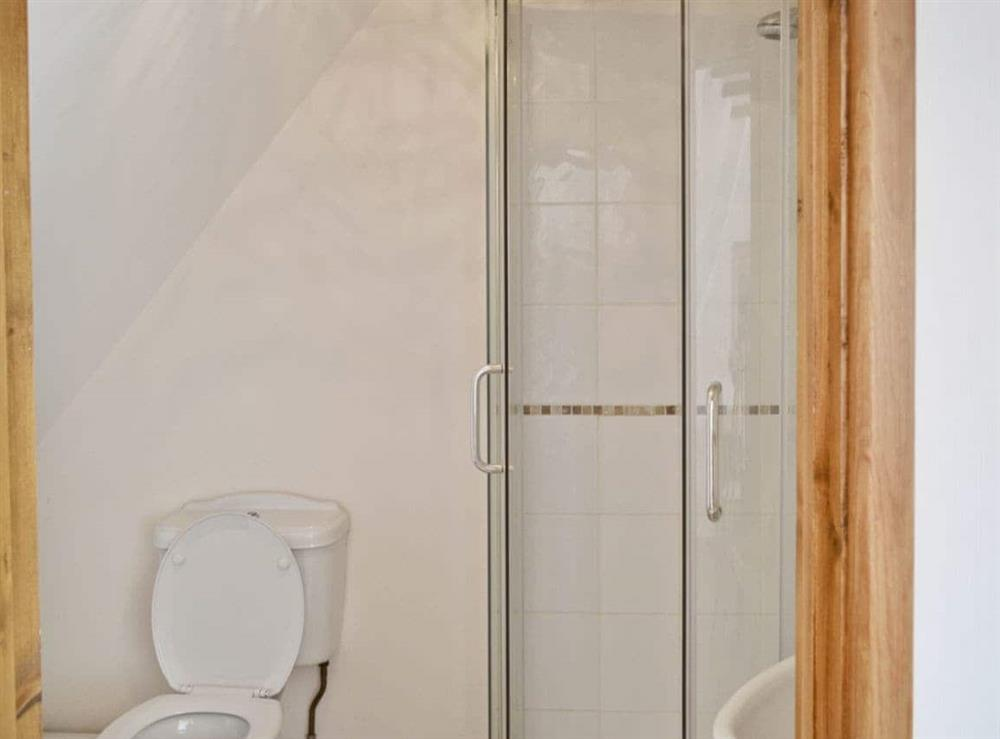 En-suite at Sorrel in Great Yarmouth, Norfolk