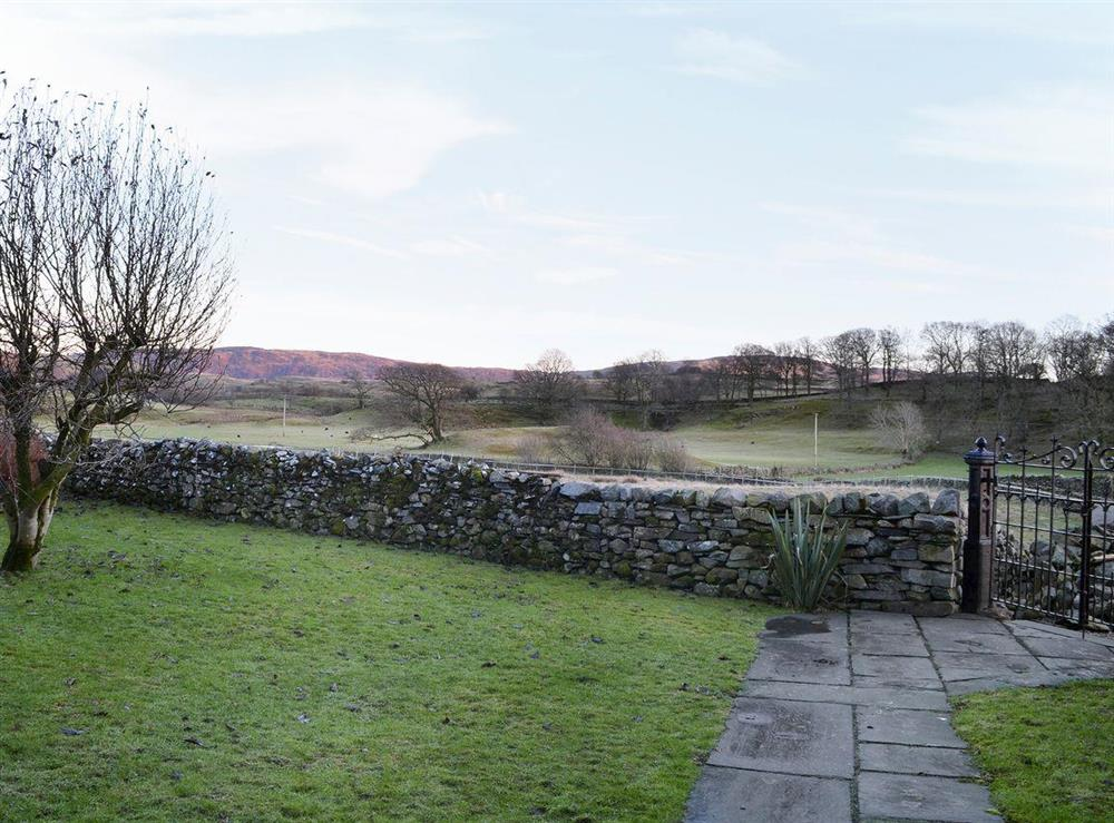 Wonderful countryside views at Souterstead in Torver, near Coniston, Cumbria