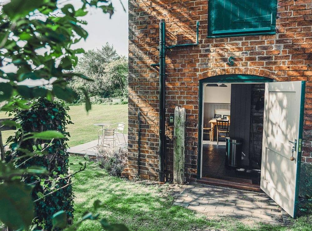Exterior at Southfield Cottage in Braunston, Northamptonshire