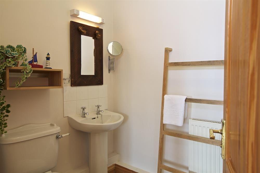 En suite shower room at Southview in Blackawton, Nr Dartmouth