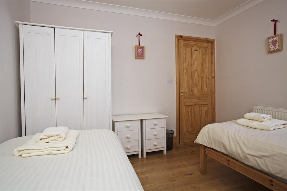 Ground floor twin room (photo 2) at Southview in Blackawton, Nr Dartmouth