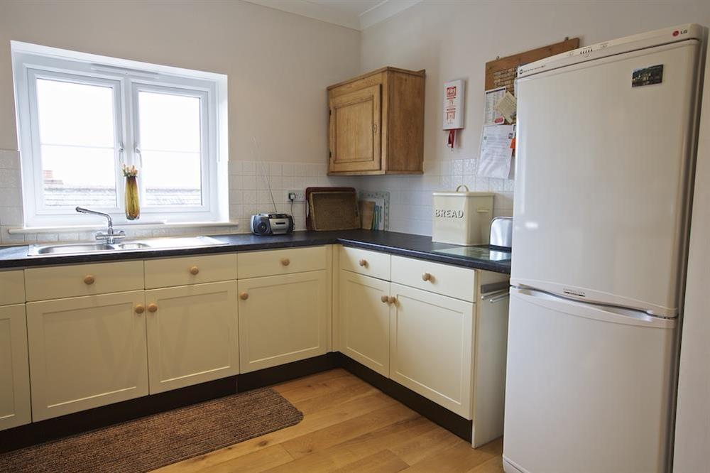 Modern well equipped kitchen at Southview in Blackawton, Nr Dartmouth