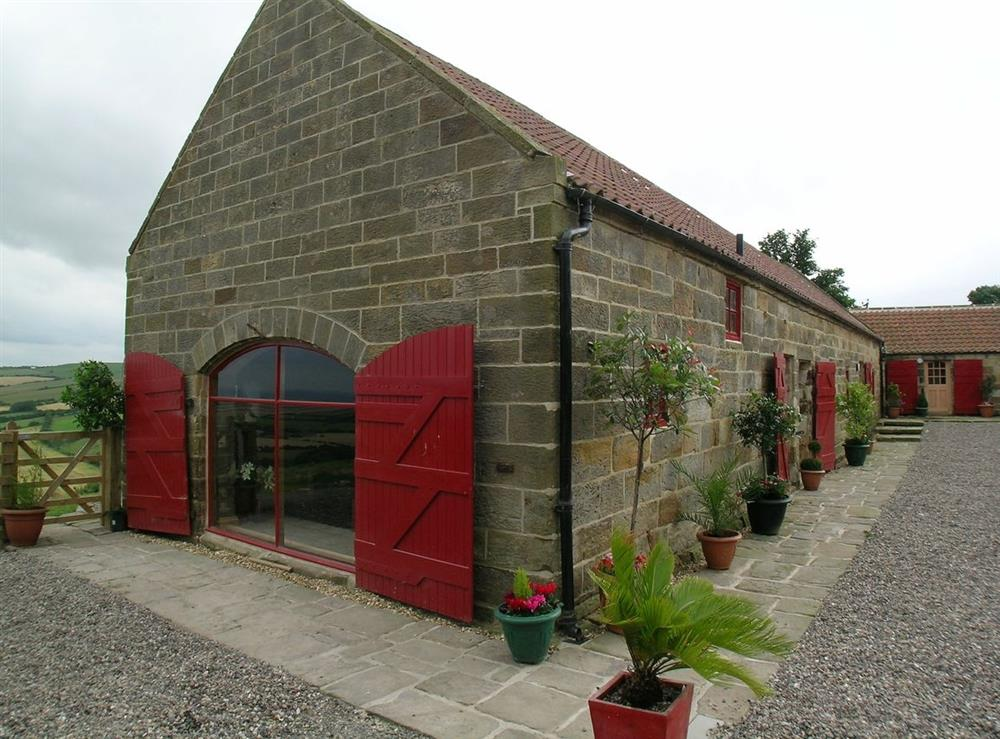 Photo 1 at Spangle Cottage in Saltburn-By-The-Sea, Cleveland