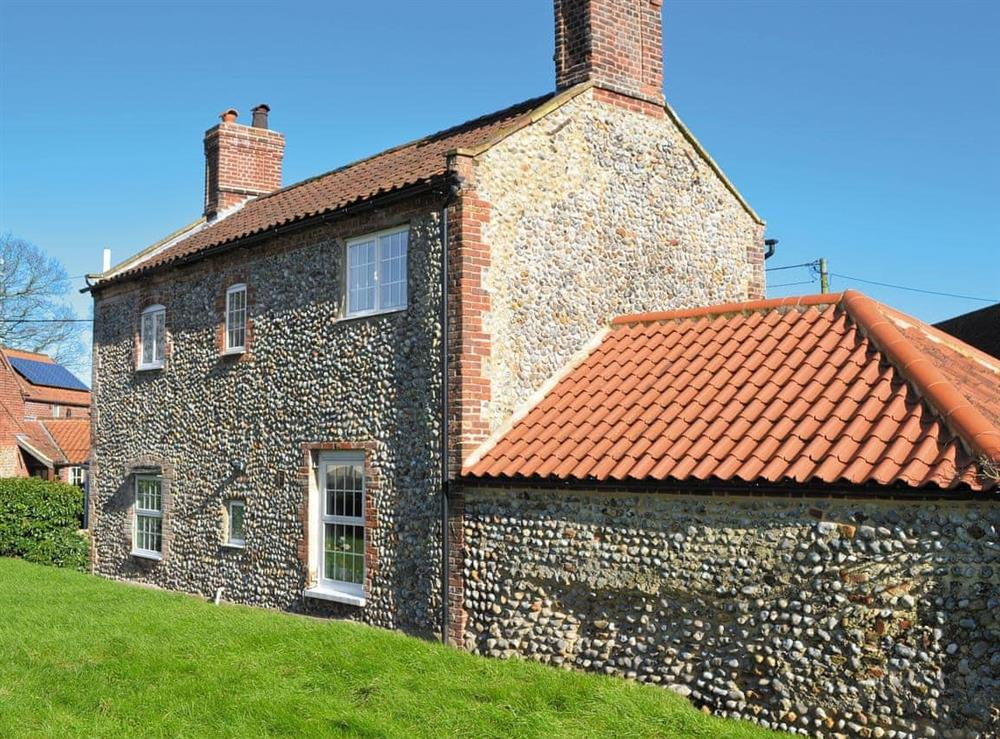 Large detached cottage s at Speedwell Cottage in Trunch, near North Walsham, Norfolk