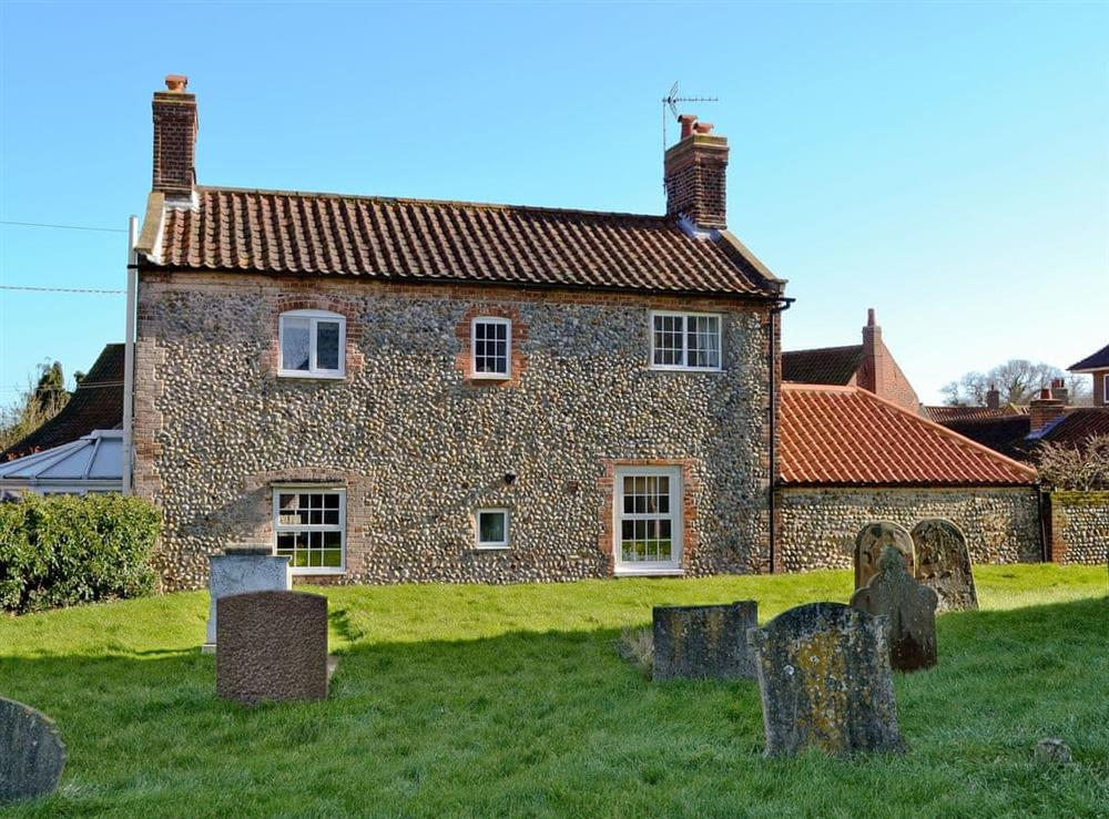 Large detached cottage at Speedwell Cottage in Trunch, near North Walsham, Norfolk