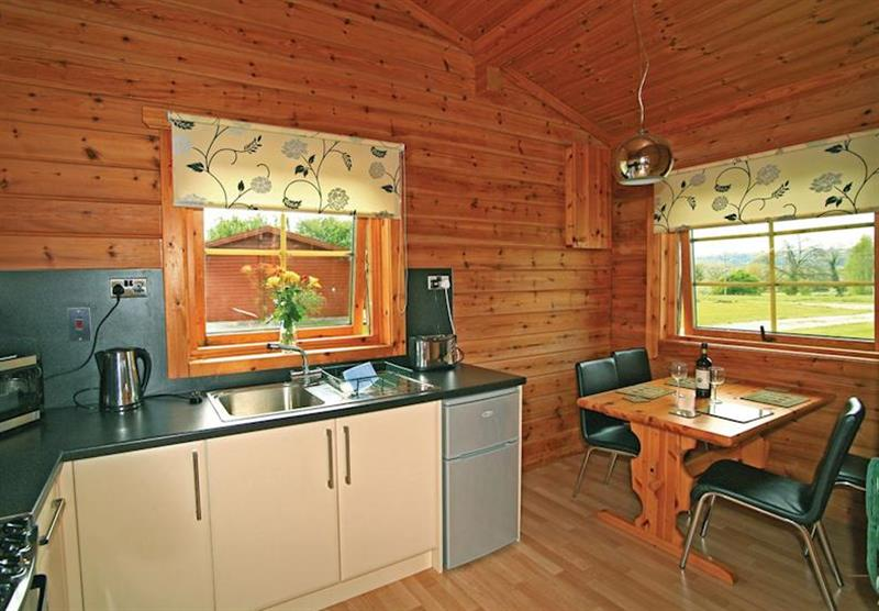 Spindlewood Lodge (photo number 6) at Spindlewood Lodges in Somerset, South West of England