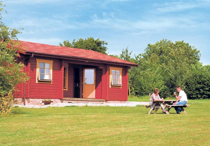 Spindlewood Lodge at Spindlewood Lodges in Somerset, South West of England
