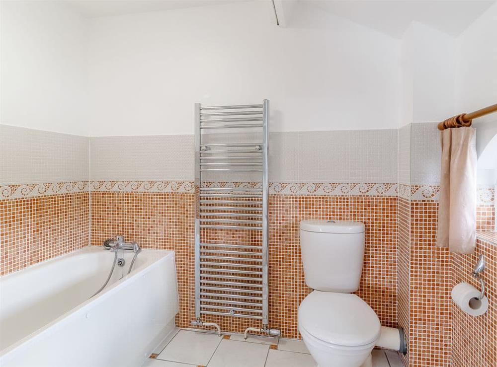 Bathroom at Spinnaker in Wroxham, Norfolk