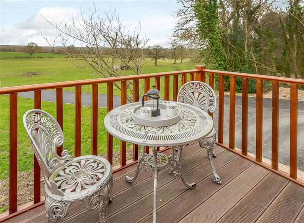Balcony (photo 2) at Spire View in Near The New Forest, England