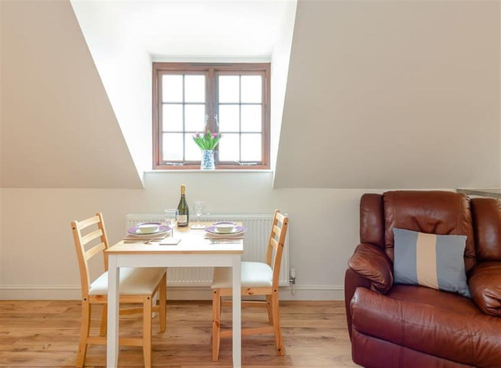 Dining Area at Spire View in Near The New Forest, England