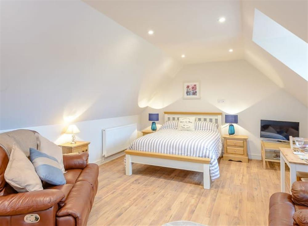 Studio at Spire View in Near The New Forest, England