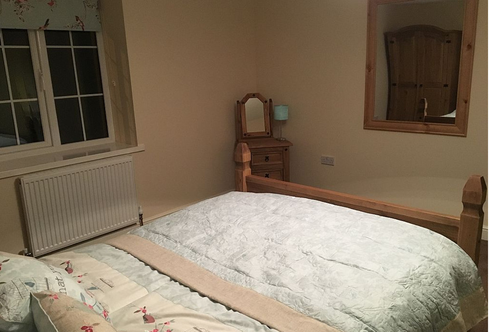 Bedroom at Spring Wood Cottage in Netherton near Holmfirth