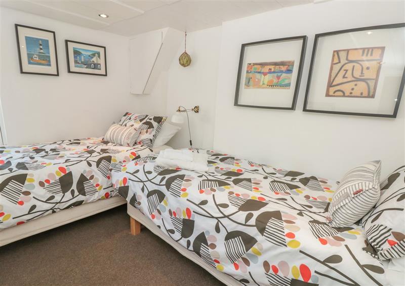 Bedroom at Spyglass, Dartmouth