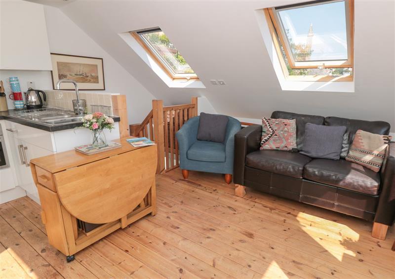 Enjoy the living room at Spyglass, Dartmouth