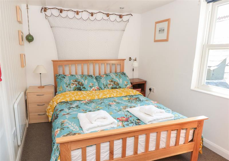 One of the 2 bedrooms at Spyglass, Dartmouth