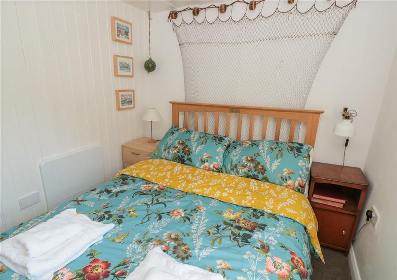 This is a bedroom at Spyglass, Dartmouth