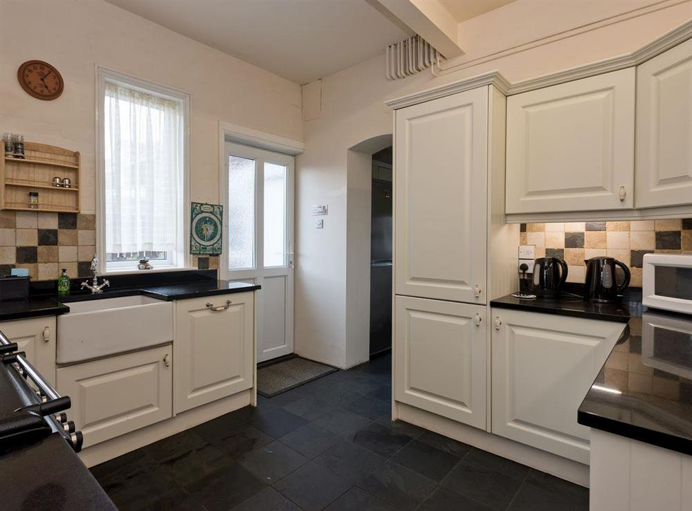 Kitchen at St. Peters Court in Bacton, Norfolk