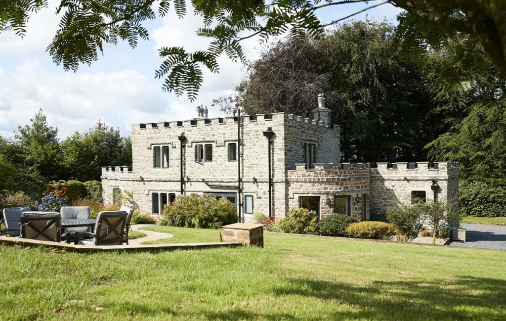 St Petroc is a truly unique and eccentric property shrouded in history