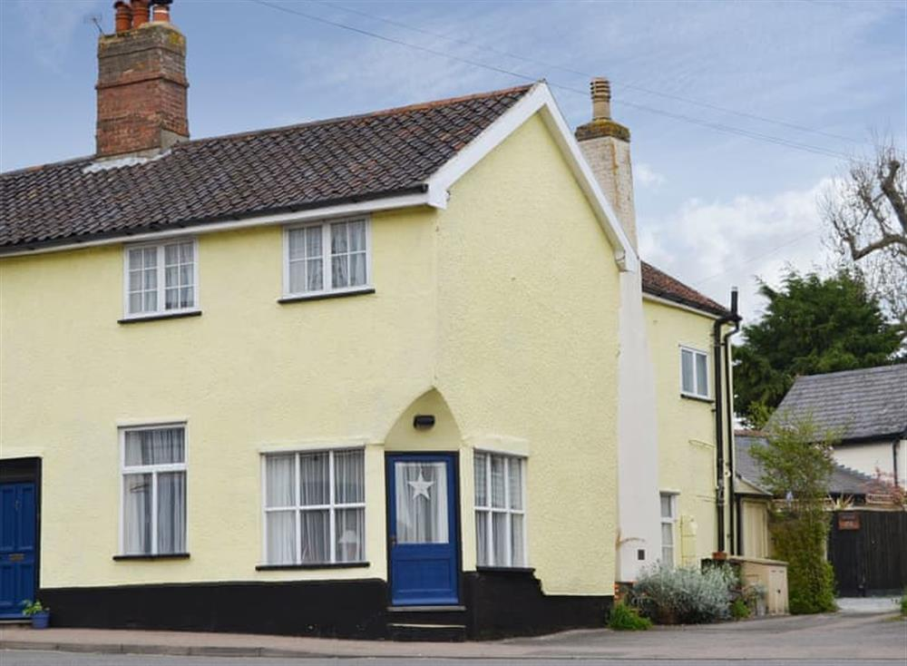 Delightful holiday cottage at Star Cottage in Eye, Suffolk