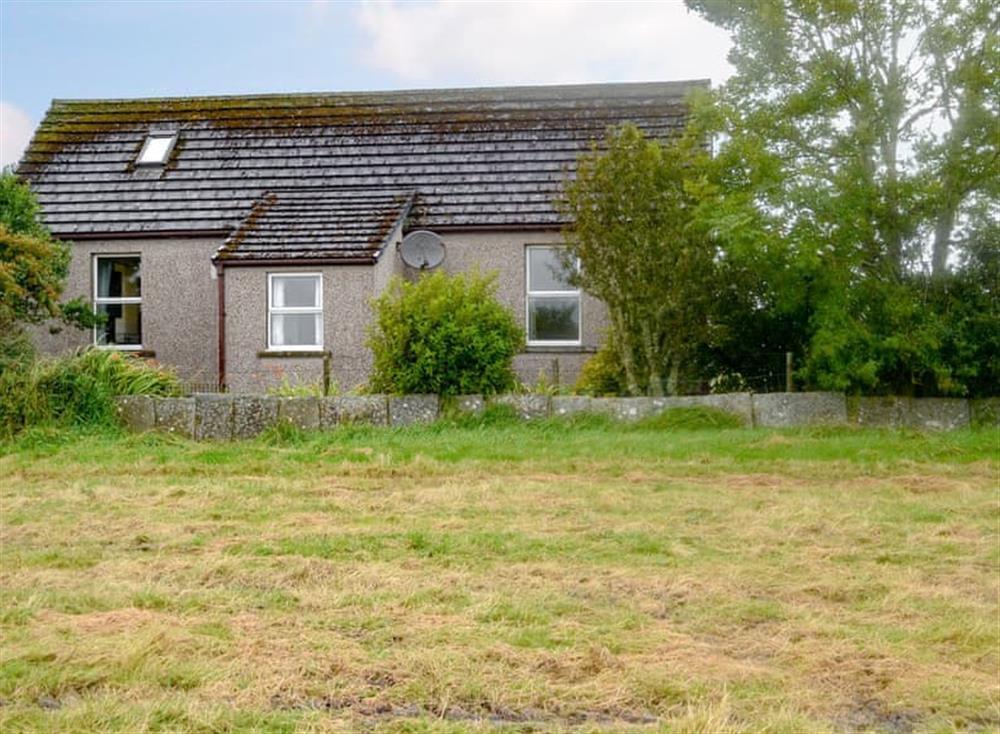 Exterior at Star Croft in Near Watten, Thurso, Caithness
