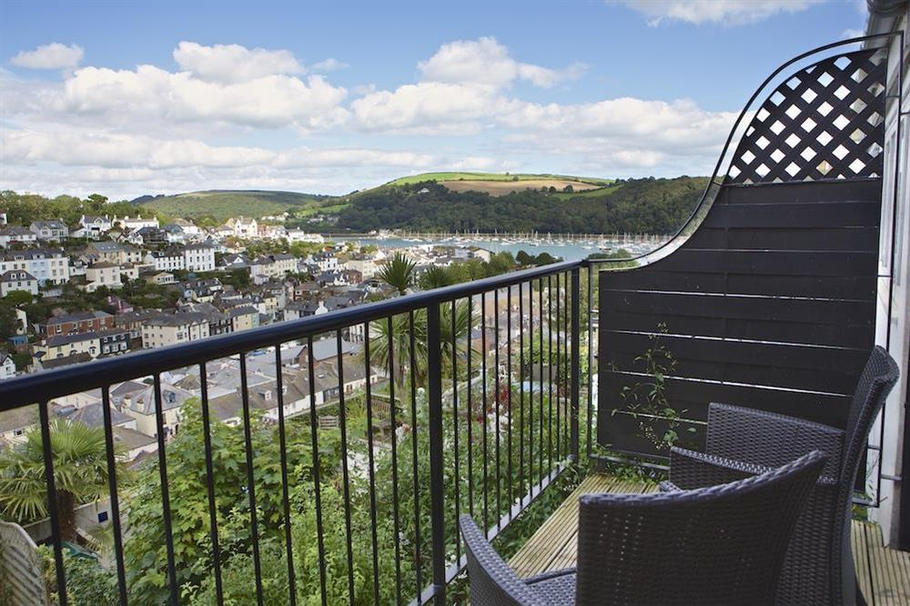 Stunning views of the River Dart at Starfish Cottage in 40 Crowthers Hill, Dartmouth