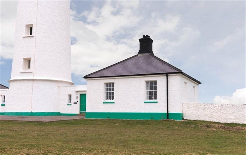 Stella Cottage at Stella, Nash Point Lighthouse