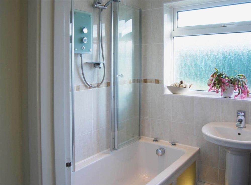 Bathroom at Stileaway in Potter Heigham, near Great Yarmouth, Norfolk