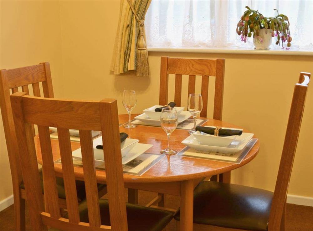 Dining Area at Stileaway in Potter Heigham, near Great Yarmouth, Norfolk